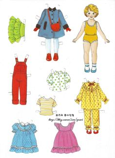Little children - Pia Larsson - Picasa Web Albums Paper Dolls Clothing, Doll Clothes, Imagenes Betty Boop, Buffalo Boots, Kawaii Doodles, Paper Dolls Printable, Vintage Paper Dolls, Retro Toys, Dollhouse Dolls