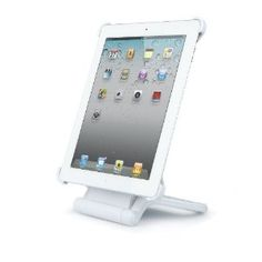 Merkury Rotating iPad 2 Stand - I pretty much keep my iPad in this stand indefinitely <3