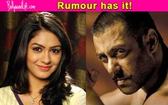 Kumkum Bhagya's Mrunal Thakur to star in Salman Khan's Sultan? #sultan