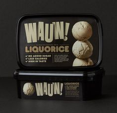 Wauw Will Have You Screaming for Ice Cream — The Dieline - Branding & Packaging Design