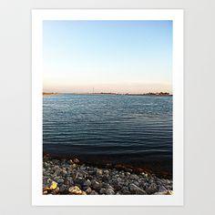 Lake 2 Art Print by Rachel Winkelman - $15.00