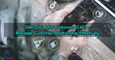 SAP Cloud for Customer is a cloud-based solution that effectively manages customer sales, customer service, and marketing activities, and is one of the key SAP solutions for managing customer relationships. Customer Experience, Customer Service, Know Your Customer, Sales Strategy, Improve Productivity, Sales People, First Contact, Cloud Based, Machine Learning
