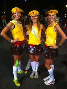 Phineas and Ferb Fireside Girls - for the Brownie moms at runDisney?