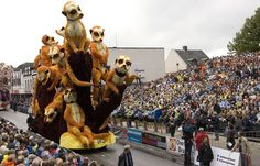 TuristUA.com: Парад георгинов в Нидерландах