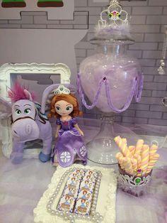 Princess Sofia Birthday Party Ideas | Photo 21 of 36 | Catch My Party