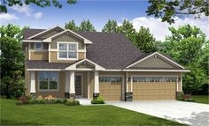 St. Croix E elevation in Quail Creek - #dreamhome