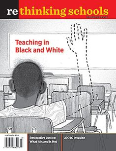 Magazine - Teaching in Black and White