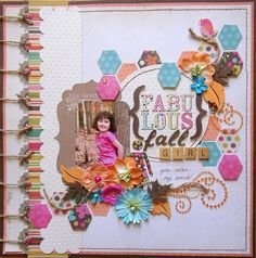 layout by Nicole Doiron.... love it! - Published in SCT Fall 2013