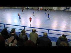 Partido de futbol sala cadete entre Oroquieta Espinillo y  E. P. Miguel ...