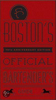 Mr. Boston Official Bartender's Guide