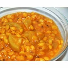 Buy ingredients for Lauki Chana Dal online from Spices of India - The UK's leading Indian Grocer. Free delivery on Lauki Chana Dal Ingredients (conditions apply). Veg Recipes, Curry Recipes, Indian Food Recipes, Ethnic Recipes, Urdu Recipe, Dal Recipe, Garam Masala, Chana Masala, Veg Dishes