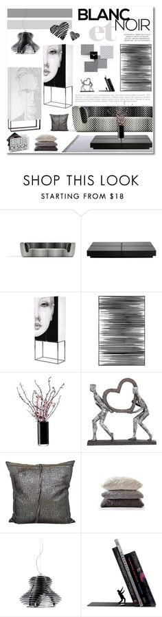 """Untitled #707"" by valentina1 on Polyvore featuring interior, interiors, interior design, home, home decor, interior decorating, Progetti, Missoni Home, Modloft and Art Addiction"