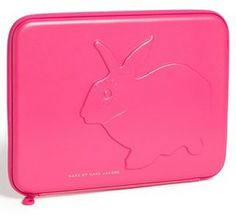 MARC BY MARC JACOBS 'Rabbit' Computer Case (13 Inch) on shopstyle.com