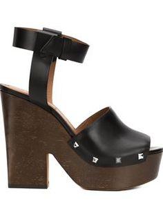 'Sofia' clog sandals Givenchy