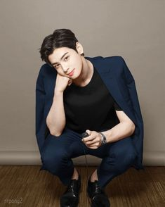 Image may contain: 1 person, sitting Korean Men, Korean Actors, Kim Myungsoo, Cha Eunwoo Astro, Astro Wallpaper, Lee Dong Min, Kdrama Actors, Marvel, Mingyu