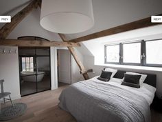 Loft Conversion - #bedroomdesign