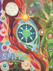 """Element Spirit: """"#Spirit,"""" by Jaine Rose."""