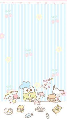 Beautiful Wallpapers For Iphone, Most Beautiful Wallpaper, More Wallpaper, Wallpaper Pictures, Cute Wallpapers, Iphone Wallpapers, Keroppi Wallpaper, Kawaii Wallpaper, Sanrio Danshi