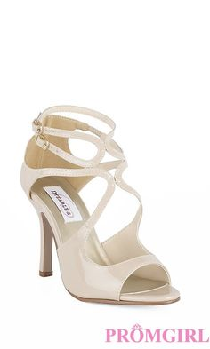 fdebe8226a9 Open Toe Nude Kiera High Heels. High Heels For PromProm HeelsSexy High  HeelsDesigner Dress ShoesDesigner ...