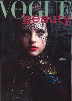 Greg Lotus / Vogue Italia August 2006.