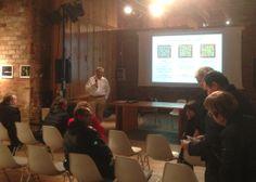 PHOTOEXÒTICA 2013 de Cafès BRASILIA: conferencia El Mundo del Café del Sr. Raúl Peña (19-11-2013)