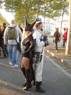 Miss Dronio e Yattaman (Lucca Comics 2011)