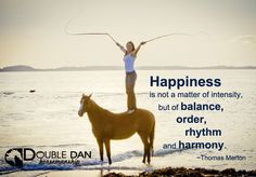 Want to learn how the Double Dan Team achieves balance, order, rhythm and harmony in relationships with horses? It is all built from the ground up. Beginning in Ground Control Explained, learn the methods of Double Dan Horsemanship for a solid foundation and begin your journey to horsemanship happiness. Visit doubledanhorsemanship.com to learn more.