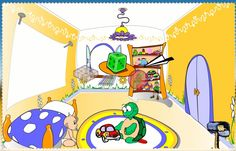 Des jeux en ligne  éducatifs sonores pour les élèves de l'école maternelle