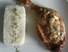 Cuisse de canard aux oignons dans l ultra pro Baked Potato, Potatoes, Cook, Baking, Ethnic Recipes, Onions, Dish, Kitchens, Potato