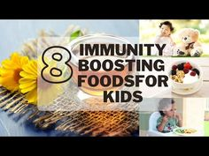 Immunity Boosting foods for Kids - YouTube Nutritional Requirements, Parenting Styles, Our Body, Mom Blogs, Baby Care, Kids Meals, The Creator, Foods, Motivation