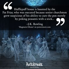 Pottermore. Sir Nicks deathday party