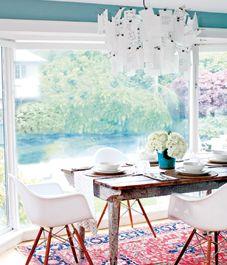 Interior: West coast living space