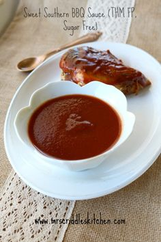 Criddle's Kitchen- a sweet southern spicy but not hot BBQ Sauce without all that sugar. Sauce Recipes, Low Carb Recipes, Cooking Recipes, Trim Healthy Mama Plan, Low Carb Sauces, Keto Sauces, Sauce Barbecue, Mama Recipe, Sweet And Spicy