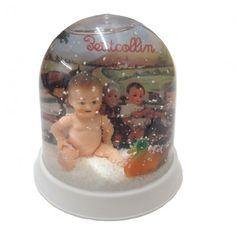 Petitcollin Baby Doll Snow Globe