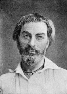 Walt Whitman (1818-1892)  American