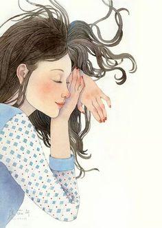Khi một cô gái thích một người, mỗi một câu anh nói dù có vô tình đi nữa, cô cũng giữ trong lòng rồi nghiền ngẫm một hồi. {Chua ngọt   Cửu Cửu}