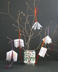PoeTree - Thinking...family tree poet~tree... Check out this blog too...tons of ideas & poetry!