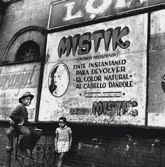 MYSTIK New York 1944   Photo:  Fred Stein