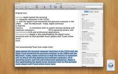 「Clean Text」 ディスカウントセール中! ー テキストの書式を削除して、コピペ時に使いやすくしてくれるツールです。
