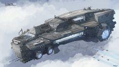 Carrier by GarretAJ