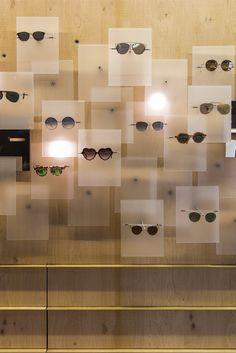 Onze Trivor in Monocle te Leuven! #HelbigBe #ShoppingExperience Ontwerp door Pinkeye Designstudio en realisatie door Beerens Interieurs BV