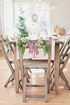 French Farmhouse Christmas, Simple Christmas Decorating, and a Container Sale at Sue's Barn