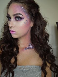 20 Mermaid Halloween Makeup You'll Love