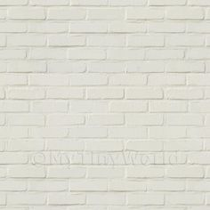Pack Of 5 Dolls House Dark Stone Wall Pattern Cladding Sheets