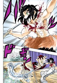 Kimetsu no Yaiba – Digital Colored Comics Chapter 160 Manga Anime, Anime Demon, Anime Art, Baca Manga, Comic Book Template, Manga Online Read, Cool Anime Wallpapers, Demon Hunter, Dragon Slayer