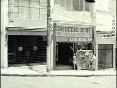 Vídeo Rua Augusta em 1967 São Paulo Antigamente