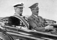 [Photo] Regent Miklós Horthy of Hungary with Führer Adolf Hitler of Germany, circa late - Picsize Website History Page, World History, World War Ii, Prinz Eugen, Evil World, Ww2 Photos, Holocaust Memorial, The Third Reich, Special Forces