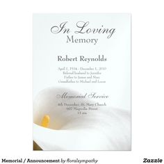 funeral announcement cards funeral postcard printing - 512×512