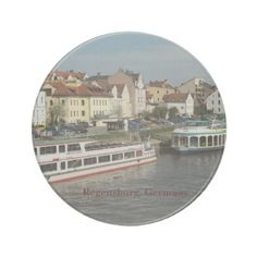 Regensburg Germany Sandstone Coaster - home gifts ideas decor special unique custom individual customized individualized