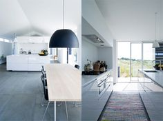 Danish summer house designed by Contour Architects
